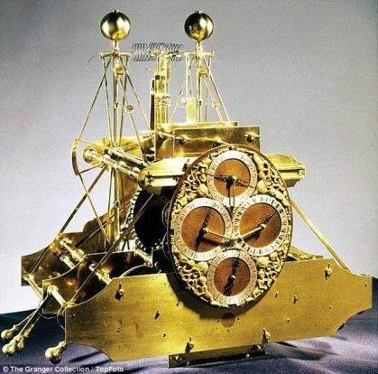 Slikovni rezultat za john harrison clockmaker
